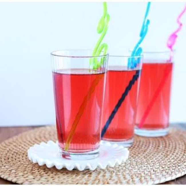 Fizzy Fruit Punch