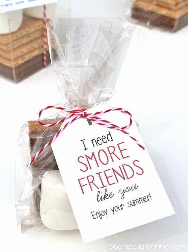 S'more Friends