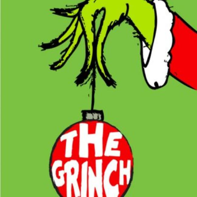 The Grinch Sign and Other Holiday Printables