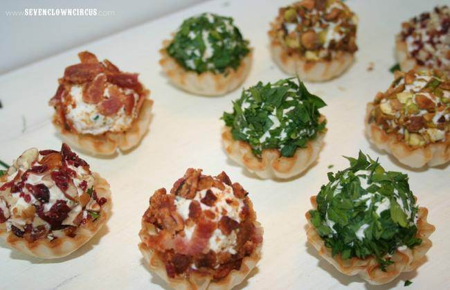 Mini Cheese Ball Recipe