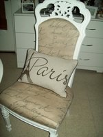chair makecover