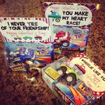 Printable Truck/Car Valentines
