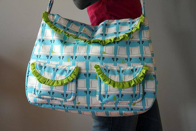 Homemade Diaper Bags & Accessories