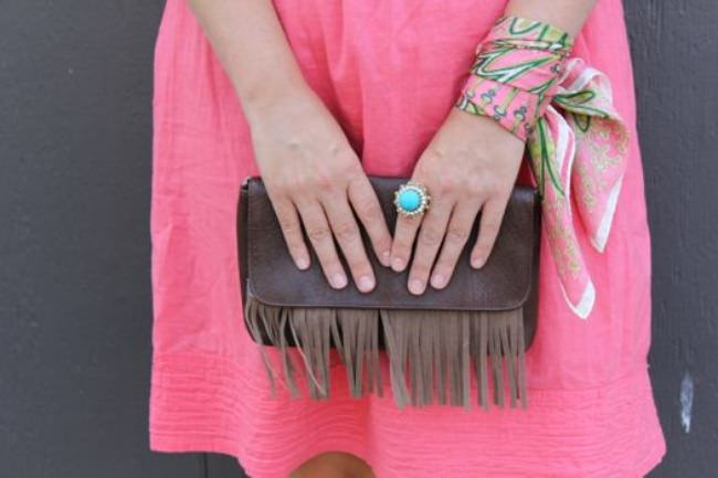 16 Fun with Fringe {Crafts to Make}