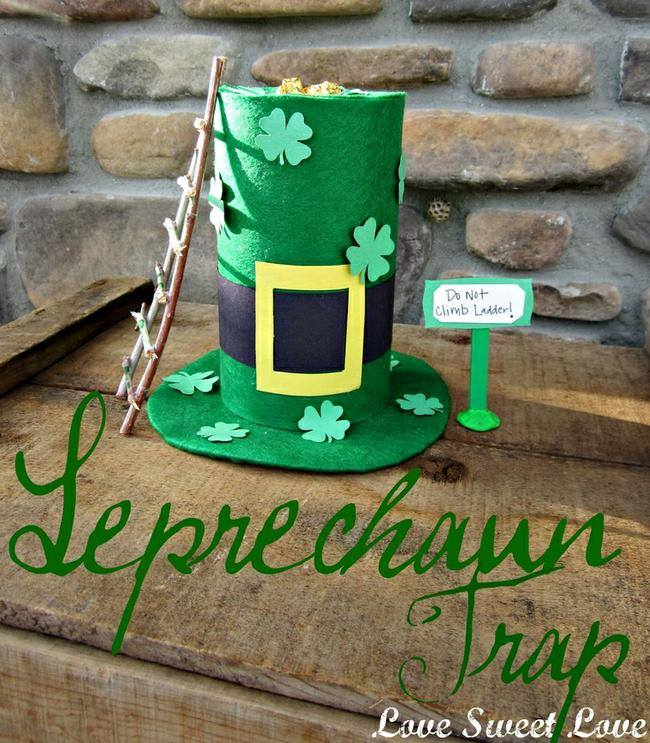 13 Leprechaun Trap And Funny Pranks Tip Junkie