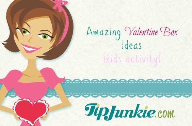 Amazing Valentine Box Ideas {kids activity}
