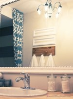 Budget Fridenly Bathroom Makeover