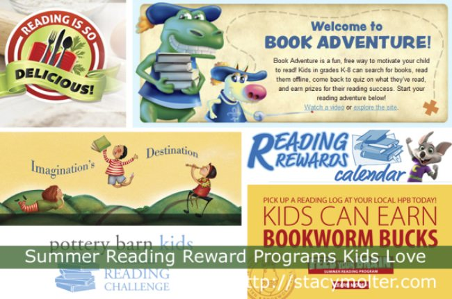 Free Summer Reading Programs Kids Love