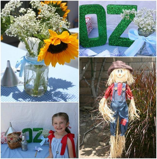 How to Throw a Wizard of Oz Party