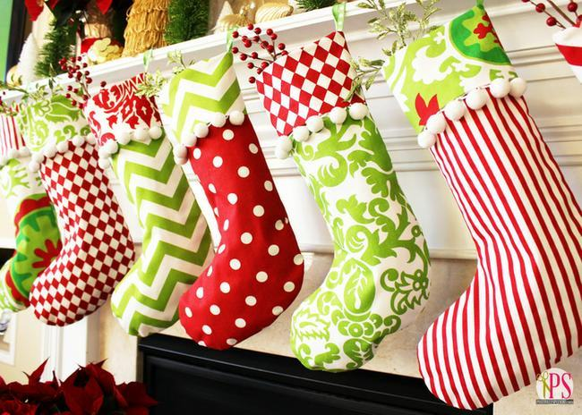 20 Super Christmas Stocking Tutorials {how to}