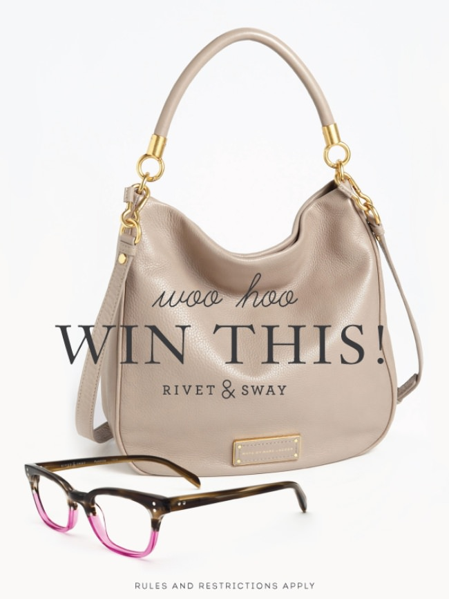 $600 Rivet & Sway Eyewear for Women {giveaway} Package