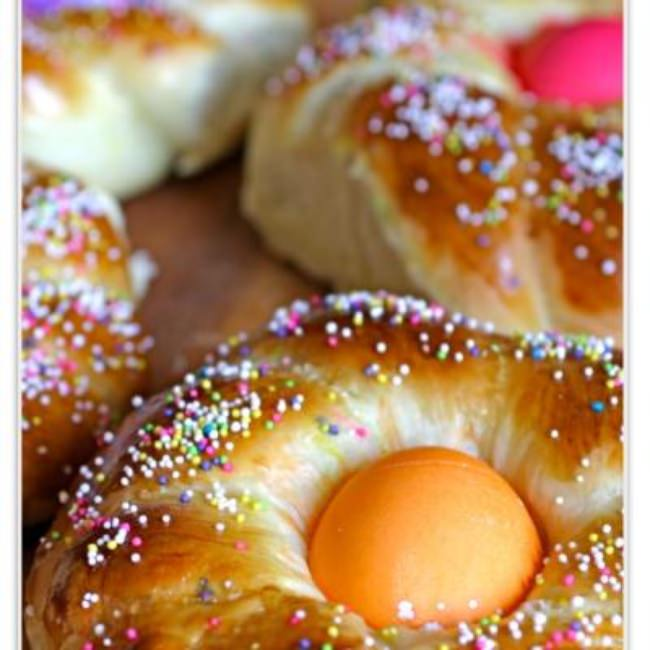 Italian Easter Break {Spring Recipe}