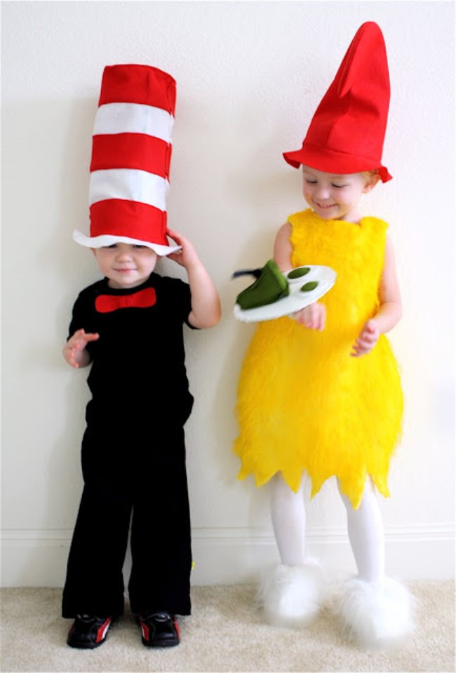 44 Happy Birthday Dr. Seuss Crafts to Make