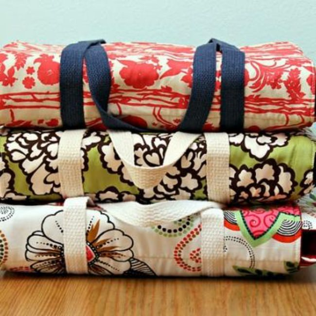 Casserole Carrier {Sewing Tutorials}