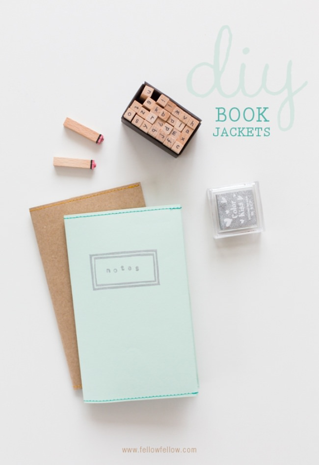 DIY Book Jacket