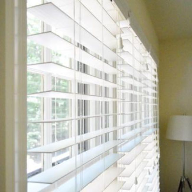 Hanging Blinds in Your Home {Window Coverings}
