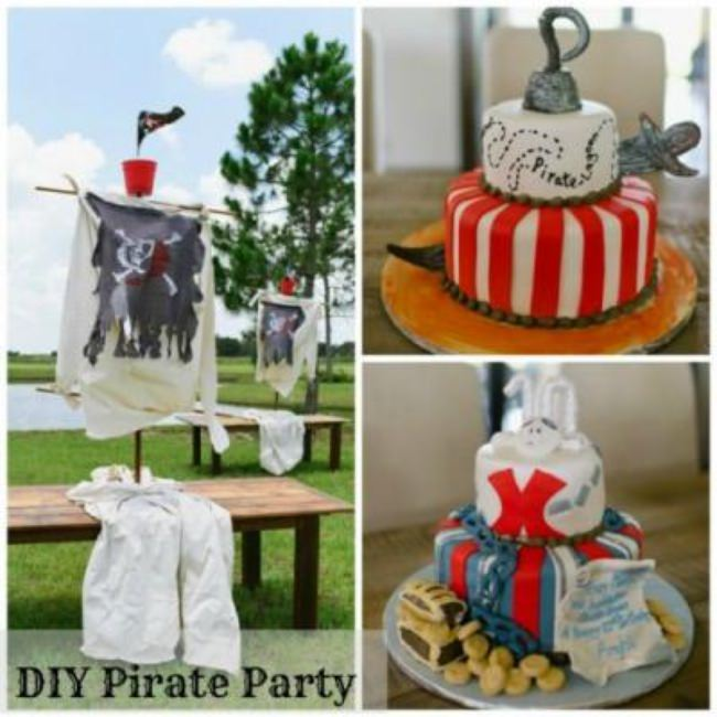 Pirate Party {themed party idea}