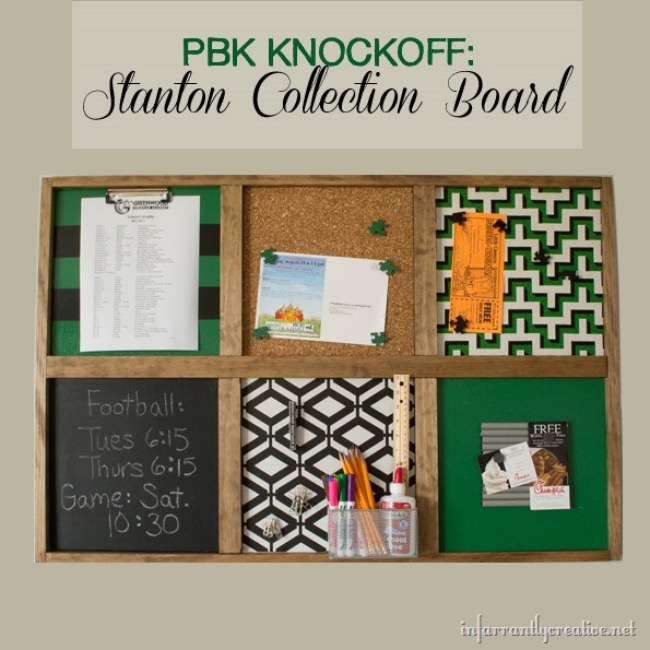 Stanton Collection Board