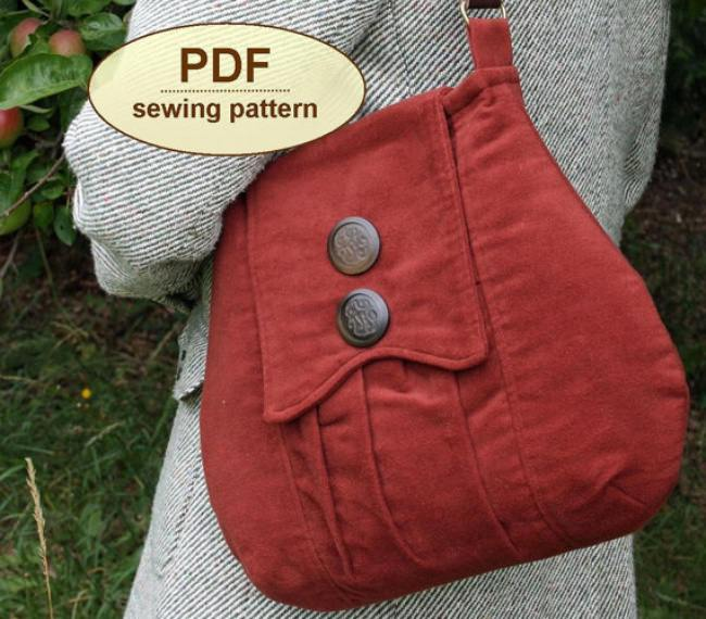 The Poacher's Bag {free pattern}