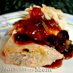 Spicy Turkey Breast & Kickin' Cranberry Sauce