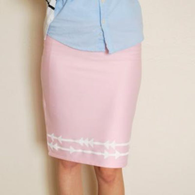 Jersey Pencil Skirt DIY {Skirts}