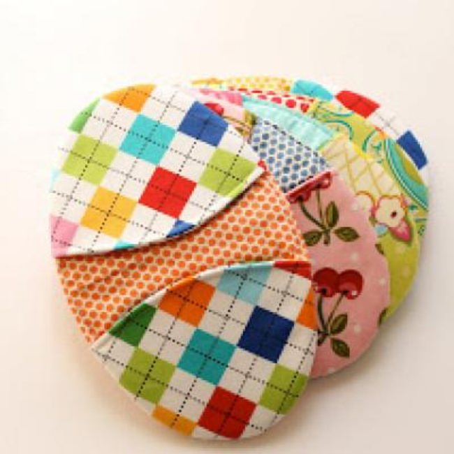 Easter Pot Holder {Holiday Sewing}