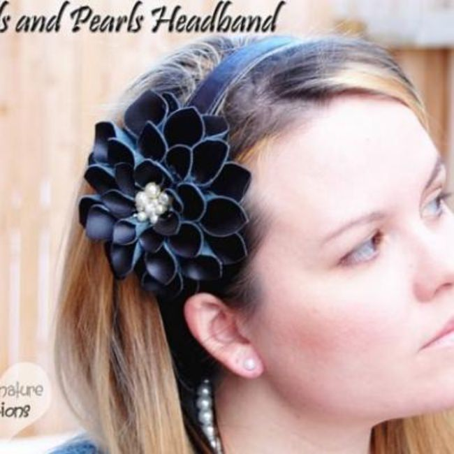 How-To Make Headbands {21 Free Patterns}