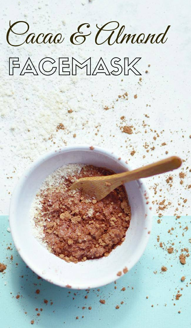 Almond & Cacao Face Mask
