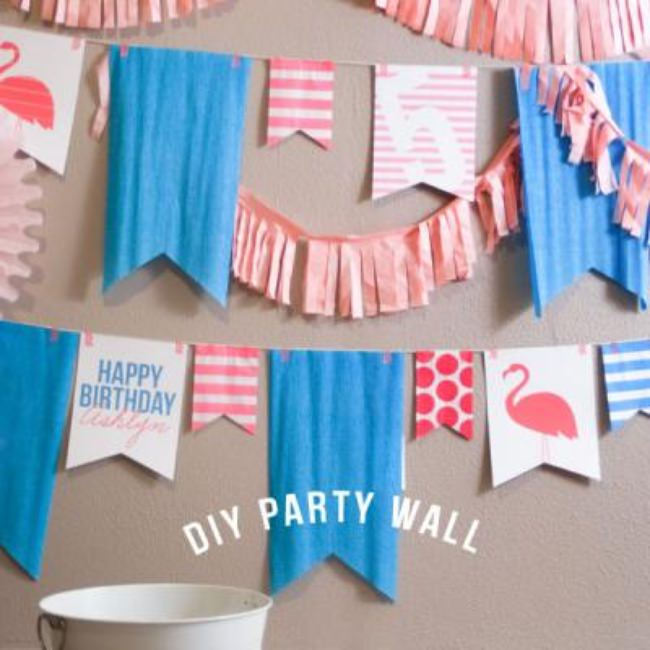 Flamingo Party {party decor}