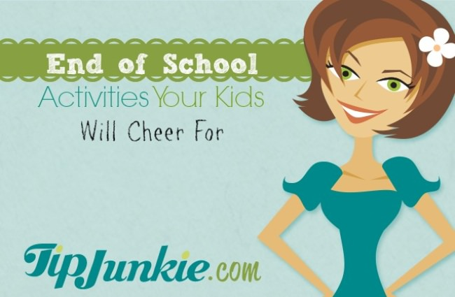 End of School Activities Your Kids Will Cheer For