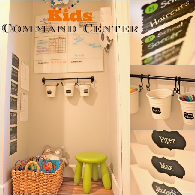 Kids Command Center