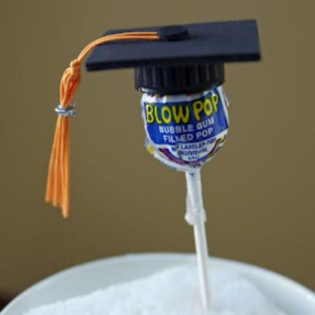 DIY Graduation Favor {Party Favors}