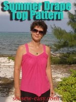 Summer Drape Top Pattern