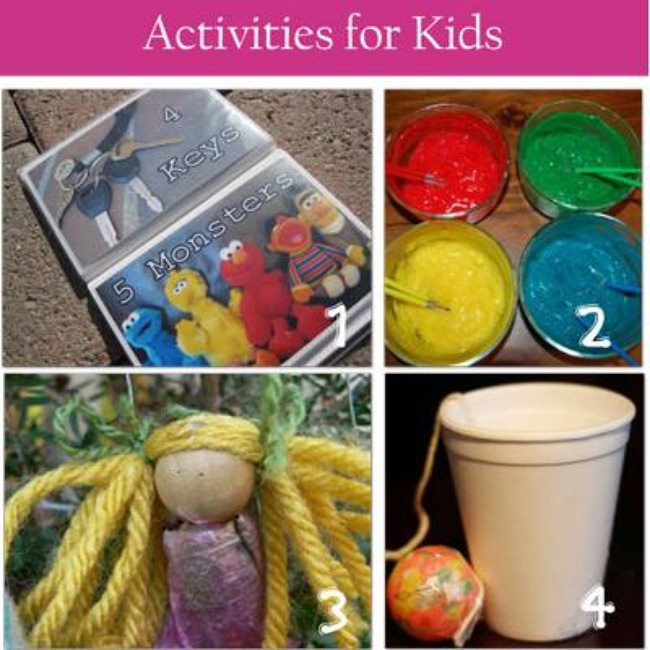 20 Spring Break Activities for the Kids {Creative Fun}