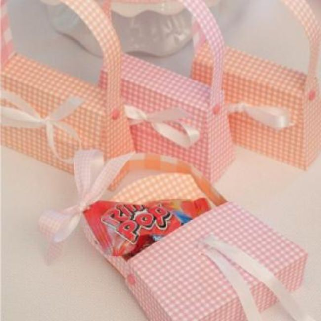 Lil' Purse Favor Box {free template}