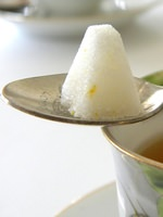 Lemon Sugar Cubes