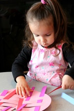 Valentine's Day Bible Craft for Kids