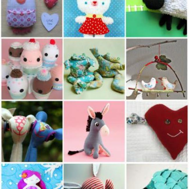 How to Sew Softies {Sewing}