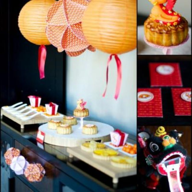 Chinese New Year Party {Party Ideas}