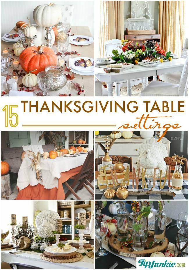 Lovely Thanksgiving Table Settings-jpg