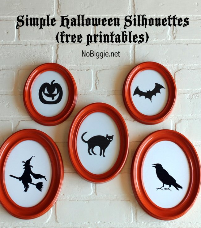26 Boo-tiful Halloween Printable Decor & Activities {free}
