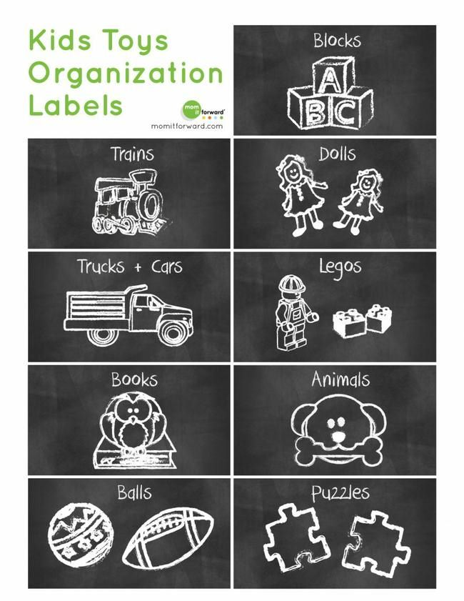 photo about Free Printable Organizing Labels named 21 Cost-free Labels in the direction of Just take Yourself Ready printables Idea Junkie