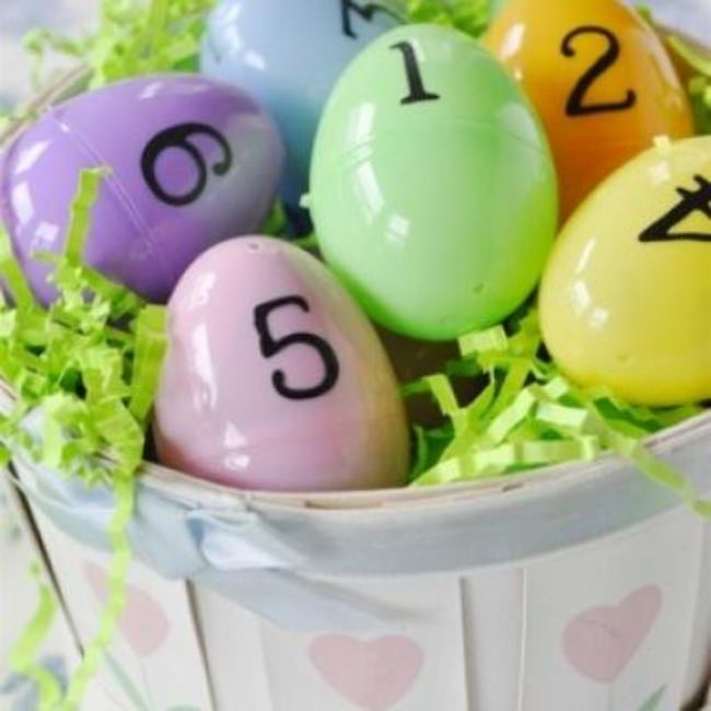 Scripture Easter Egg Hunt {Religious Easter}