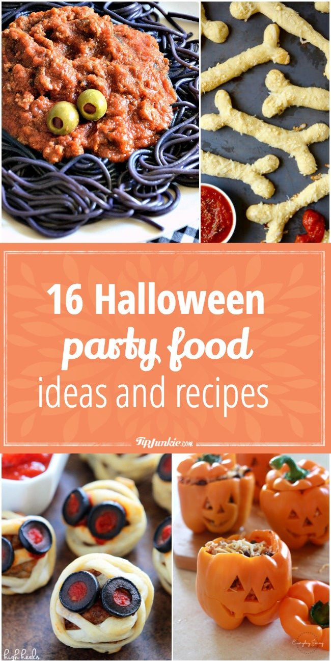 16 Halloween Party Food Ideas and Recipes-jpg