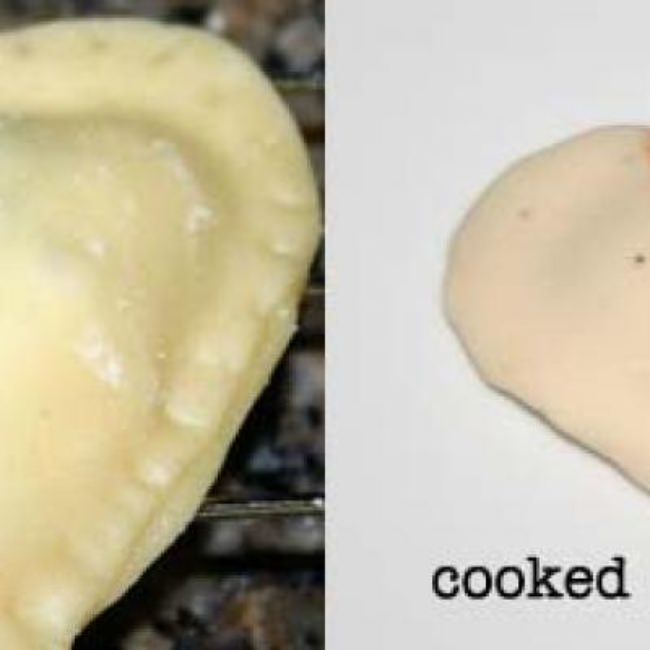 Heart-Shaped Ravioli Love Dinner