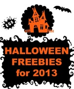 2013 Halloween Freebies!