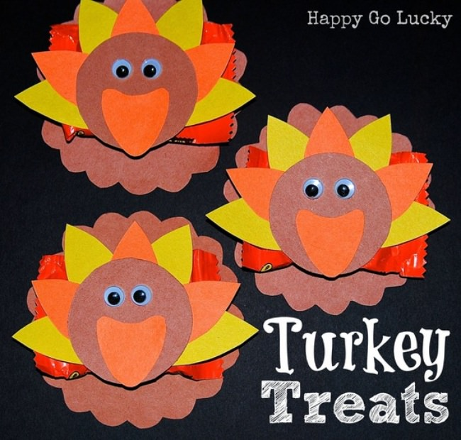 Fun & Easy Turkey Treats