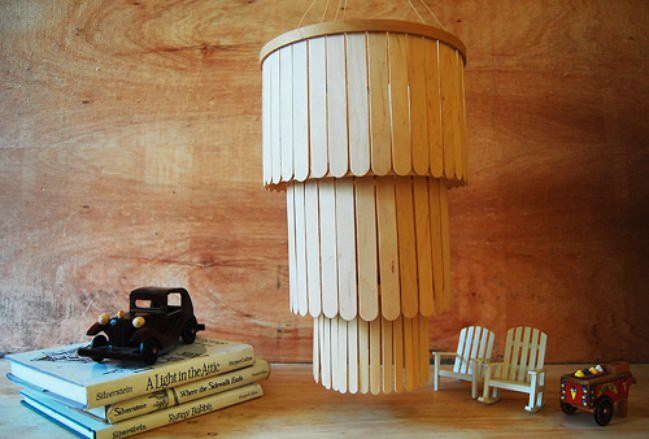 17 Crafty Things to Make with Popsicle Sticks