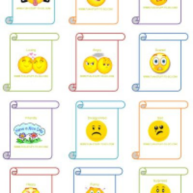 Free Printable Charades Cards {Games for Kids}