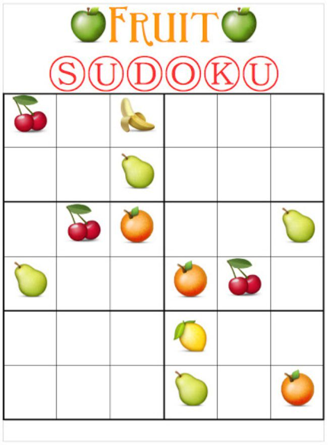 14 Free Sudoku, Word Search, and Crossword Printable Puzzles